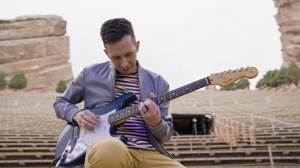 Cory Wong On Fender's New Funk Machine, His Unexpected Link To Nile Rodgers