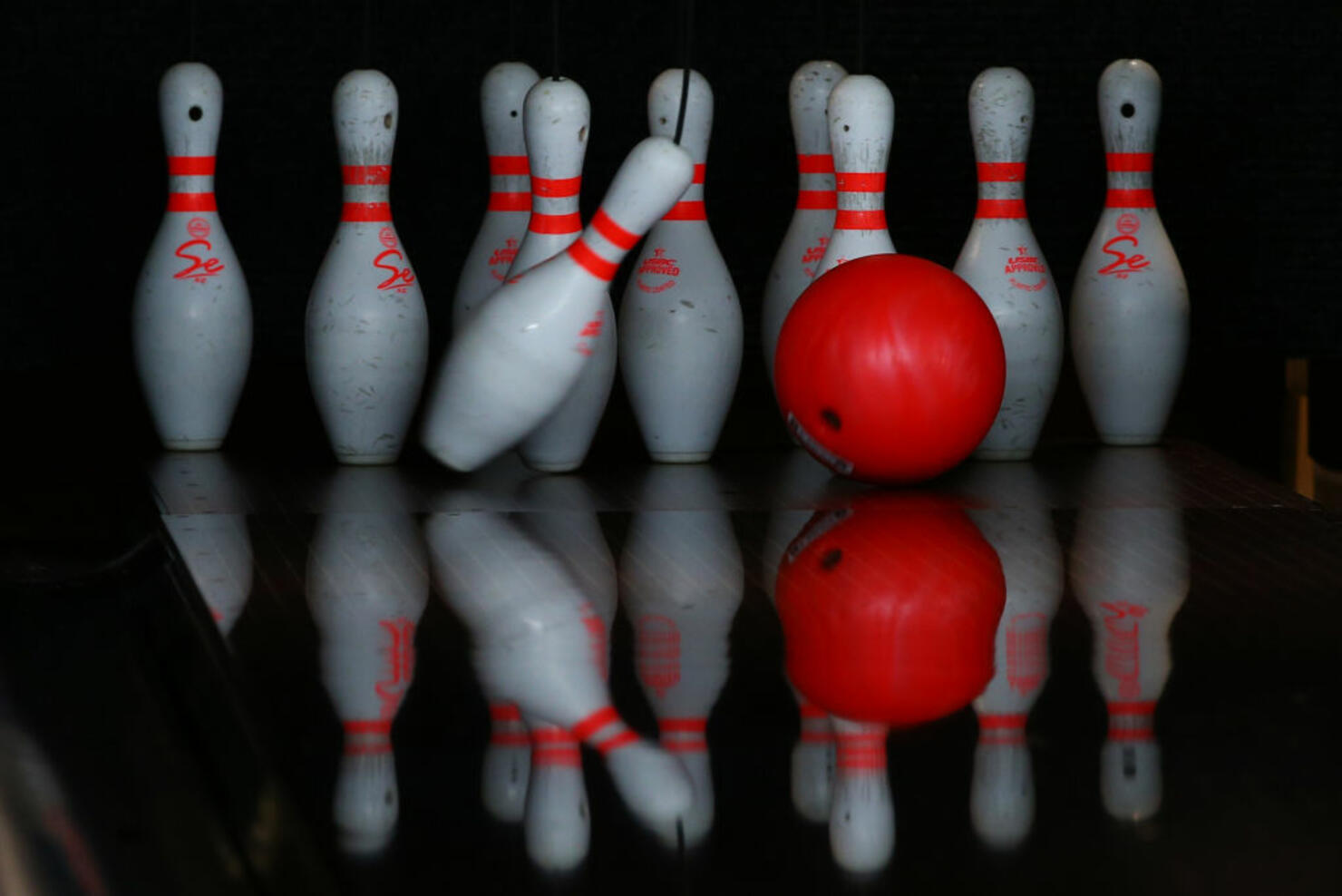 Brits Return To The Lanes As Bowling Alleys Reopen