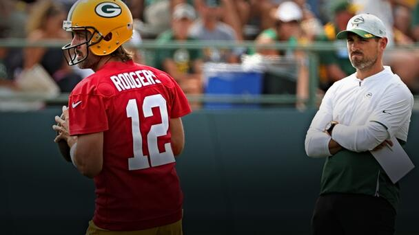 Colin Cowherd Says Packers Won't Be a Top 10 Team This Season