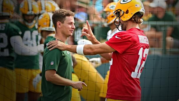 Why the Relationship Between Aaron Rodgers and Packers is Officially Weird
