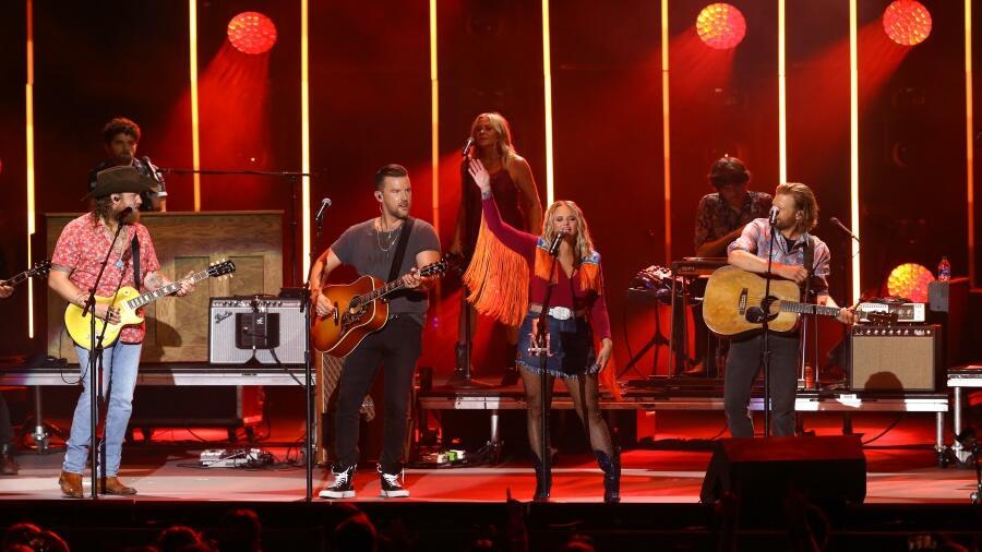 Miranda Lambert Joined By Surprise Guests At CMA Summer Jam  | iHeartRadio