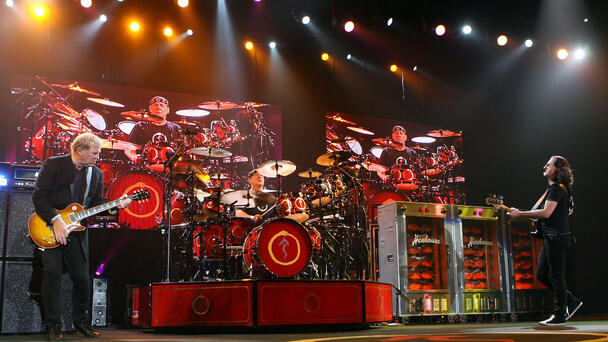 Watch A Clip Of Neil Peart's Final RUSH Drum Solo In New Film Teaser