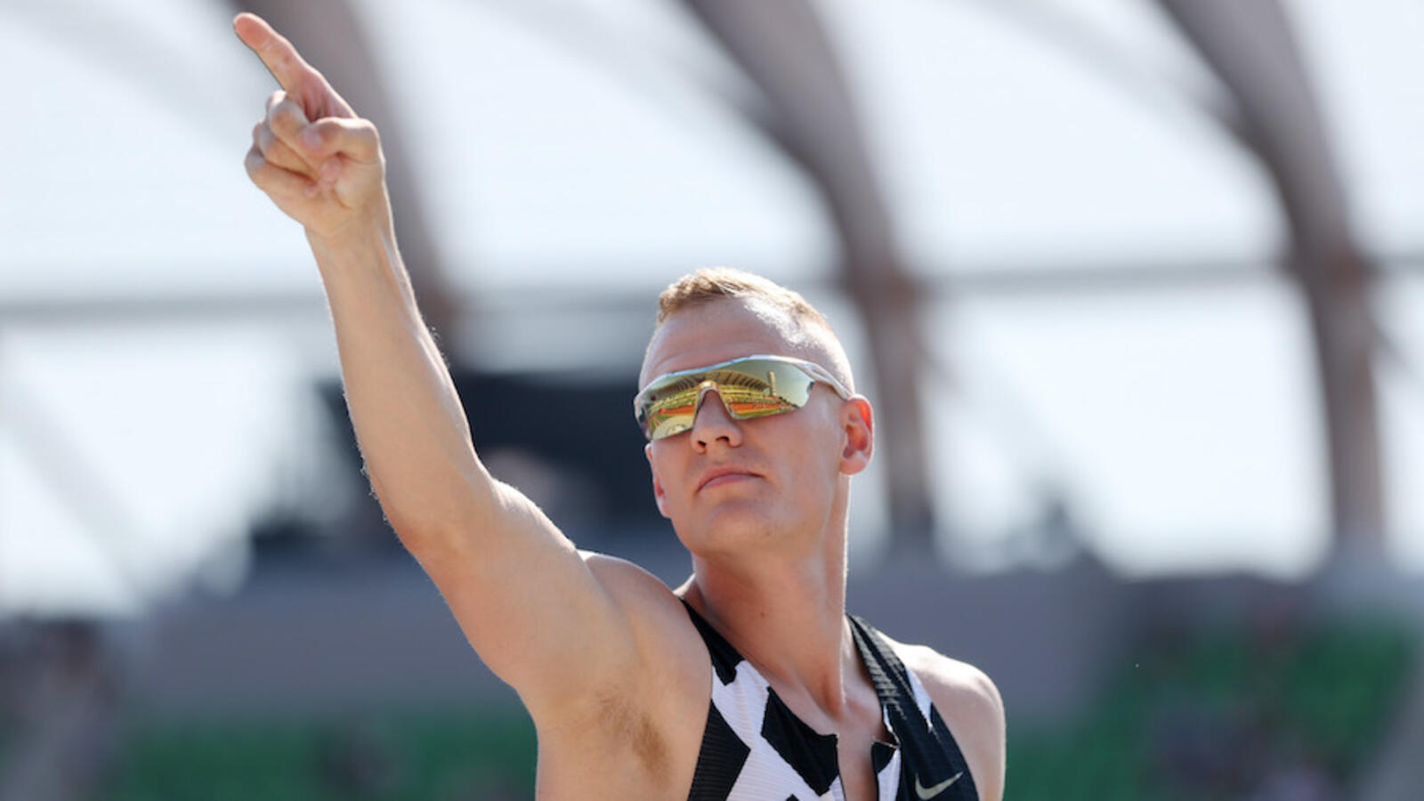U.S. Pole Vault Champion Tests Positive For COVID-19, Out Of Tokyo Olympics