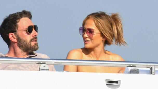 Jennifer Lopez & Ben Affleck Reportedly Secured Approval From Two Exes