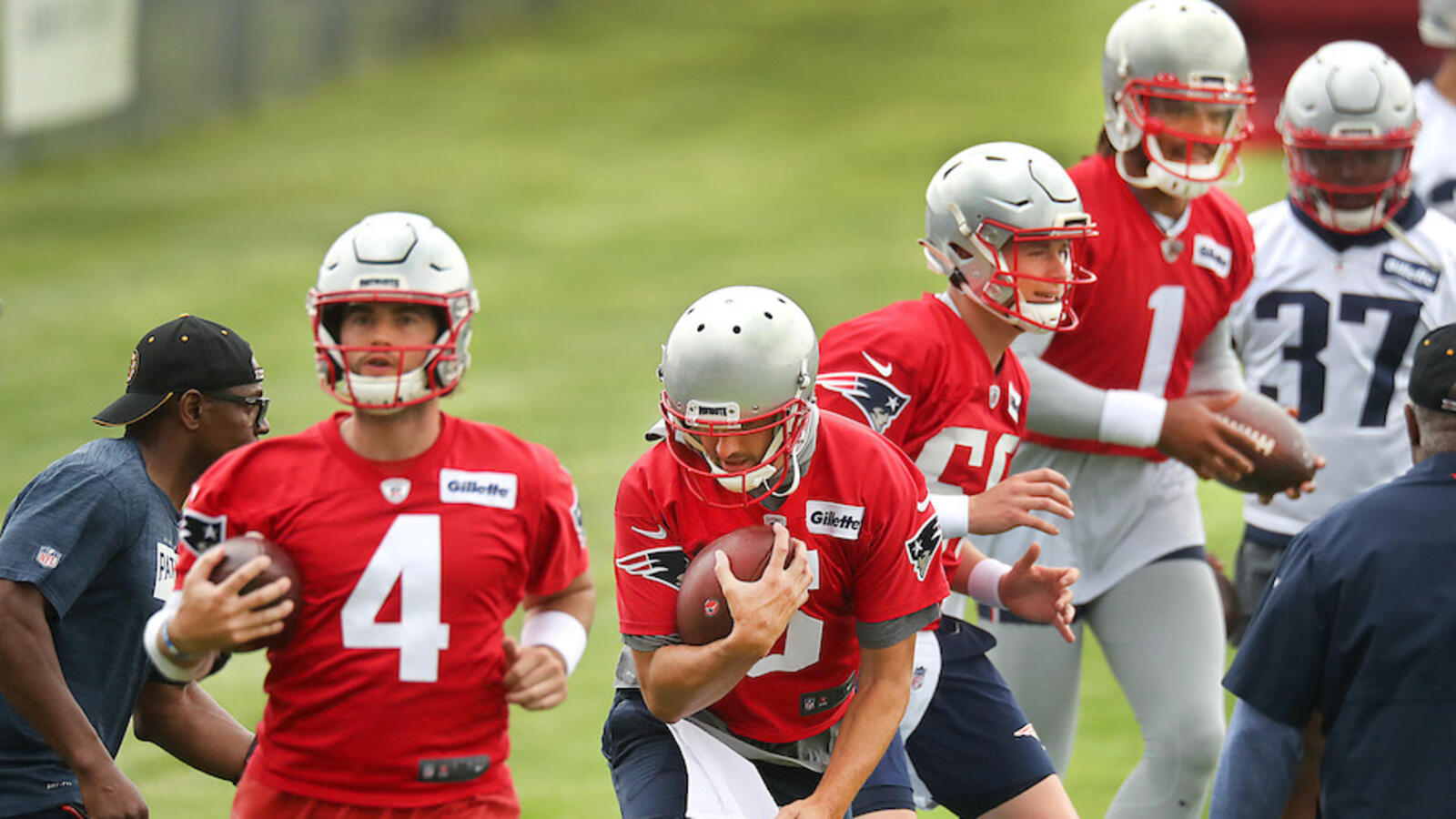Patriots Quarterback To Miss A 'Little Time' Due To Injury
