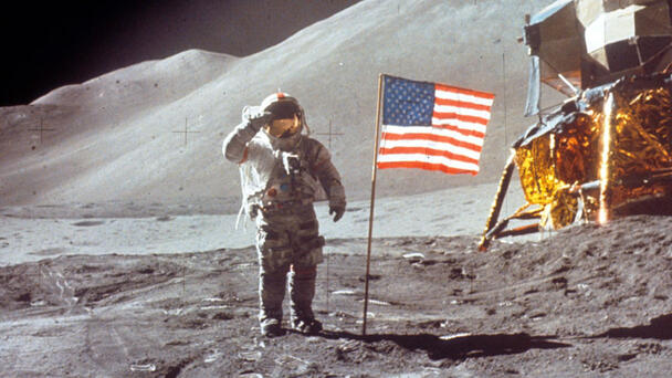 Men Who Landed On The Moon In The '70s To Speak In San Diego