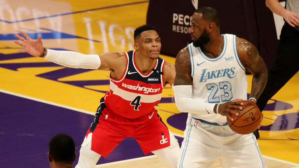 Lakers Acquire Former MVP Russell Westbrook In Blockbuster Trade