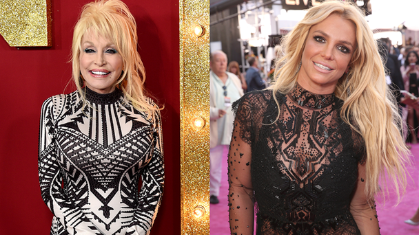 Dolly Parton Supports Britney Spears: 'I Went Through A Lot Of That'