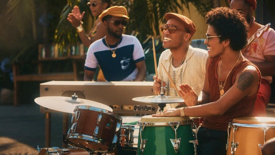 Bruno Mars & Anderson .Paak's Silk Sonic Drop Video For New Single 'Skate'