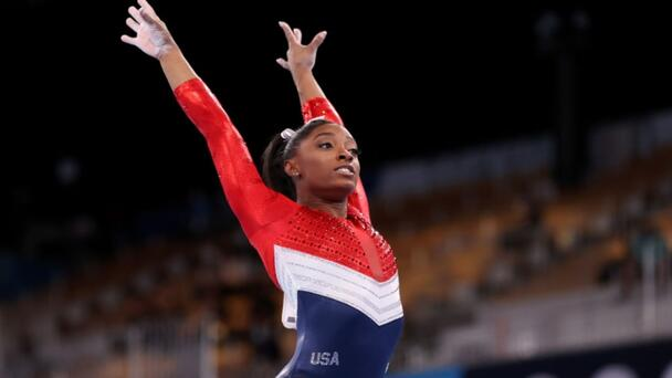 Simone Biles Opens Up About Battling 'Twisties' Since Olympic Start