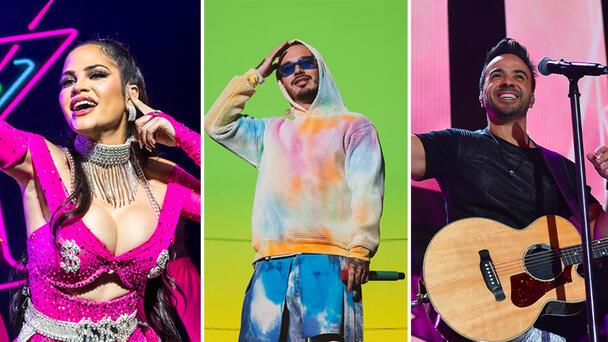 Cosas Que Necesitas Saber Sobre El Elenco De iHeartRadio Fiesta Latina 2021