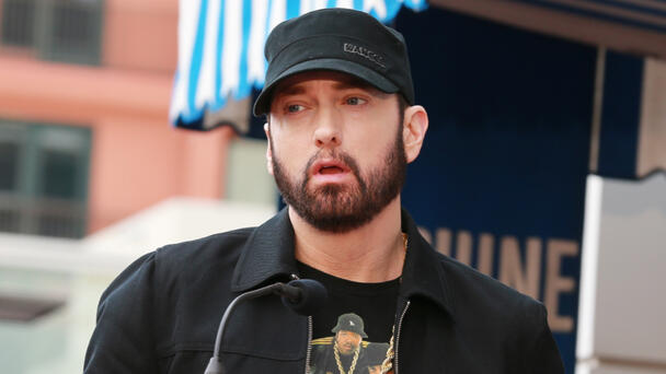 Man Discovers Hidden Message In Famous Eminem Song