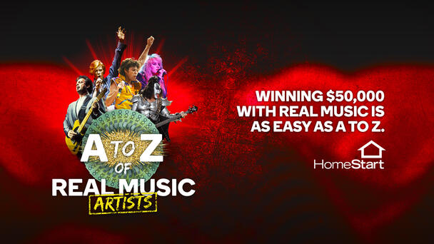 96FM's A to Z of Real Music Artists