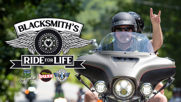Sign up for the Blacksmith Ride!