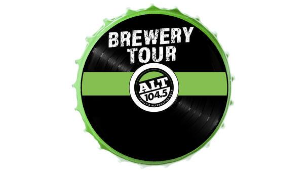 ALT 104.5 Brewery Tour
