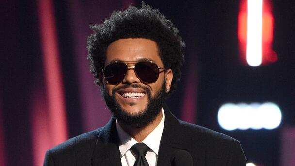 The Weeknd Previews New Song In Teaser Video 'The Dawn Is Coming'