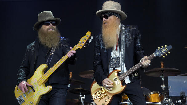 Dusty Hill Played Through Pain For Years With ZZ Top, Billy Gibbons Says
