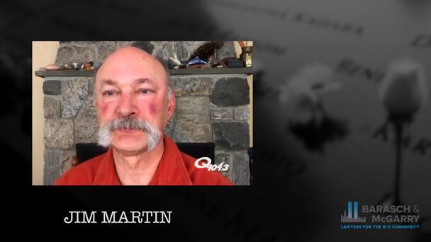 9/11 Stories: Former EMS Chief Jim Martin