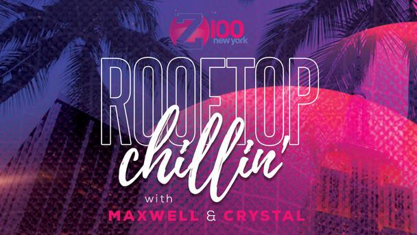Maxwell & Crystal Rooftop Chillin'