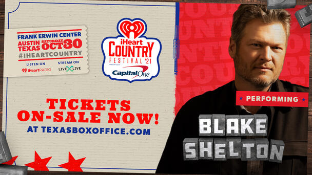 Buy Your Tickets For The iHeartCountry Festival