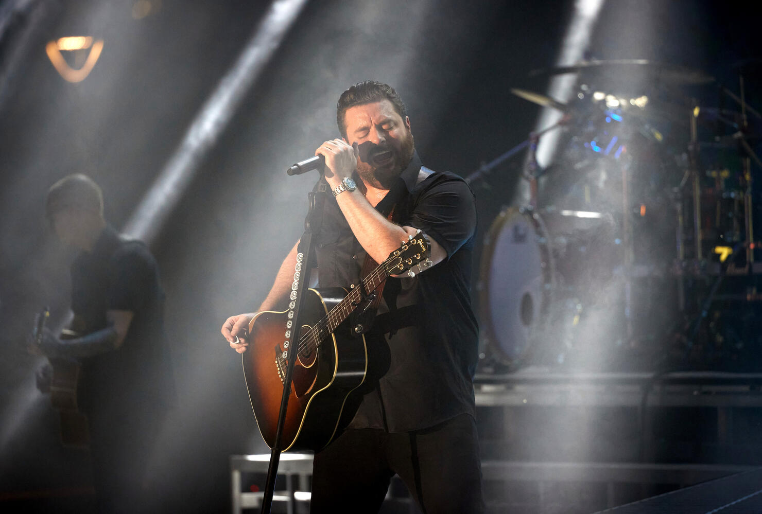 """Chris Young Performs During """"Let Freedom Sing Weekend"""""""