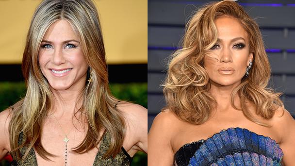 Jennifer Aniston Calls Jennifer Lopez The 'Master' Of Red Carpet Poses