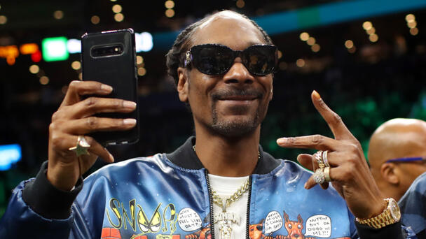 Watch Snoop Dogg's Hilarious Reaction To Olympic Horse Event