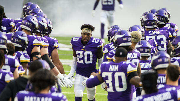 Vikings Release Former First-Round Pick Amid Felony Assault Indictment