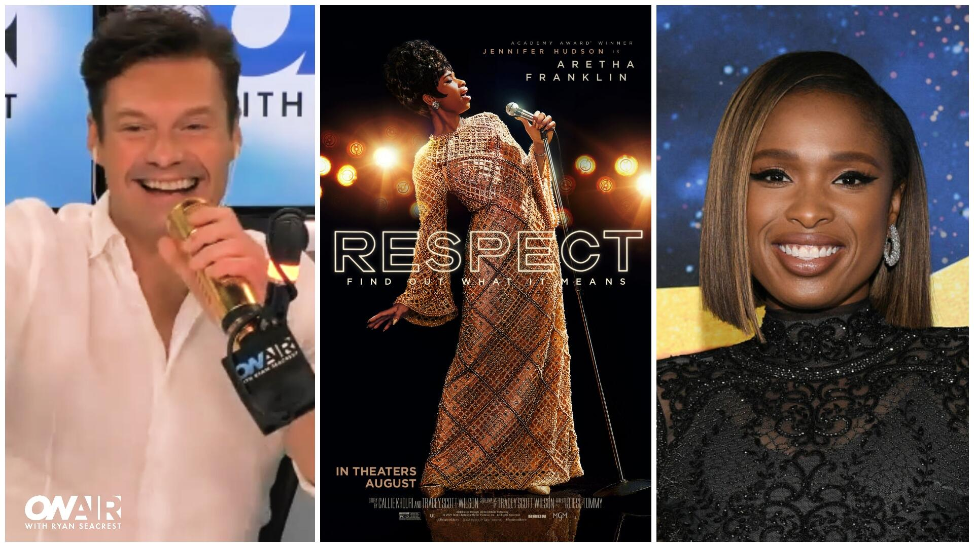 Jennifer Hudson Shares She Still Reads Text Messages From Aretha Franklin