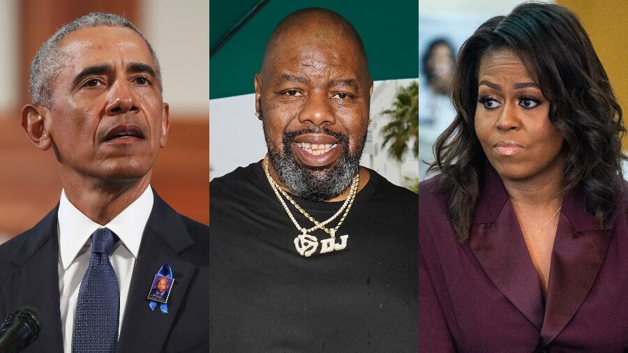 Barack & Michelle Obama Pen Heartfelt Letter To Biz Markie's Widow