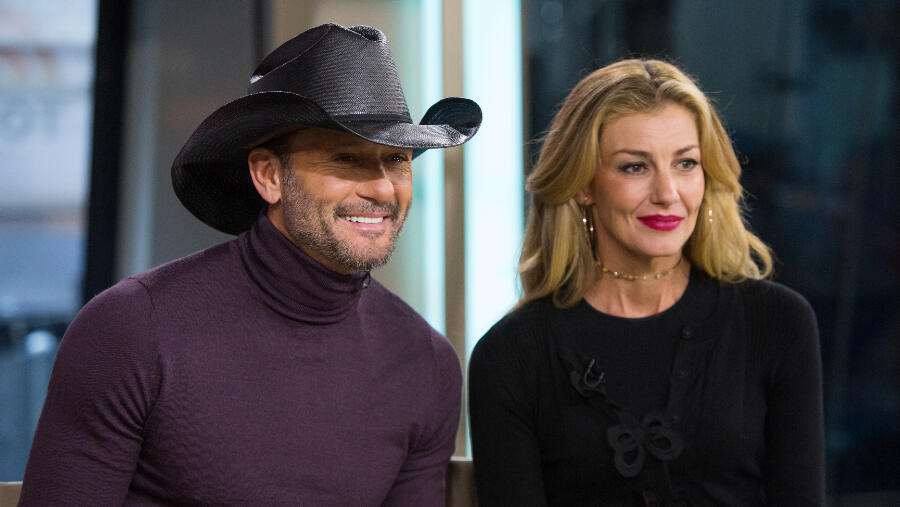 Tim McGraw & Faith Hill To Star In '1883' TV Series