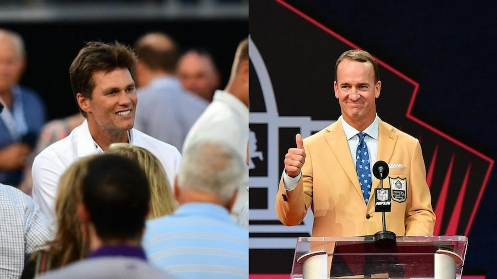 Tom Brady To Appear With Former Rivals Peyton, Eli On 'ManningCast' Return