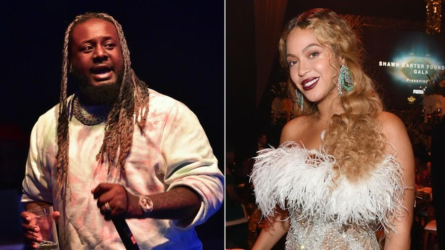 T-Pain Once Spilled Hennessy On Beyoncé's White Dress: 'I Did Not Do Good'