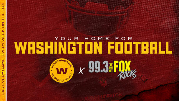 Hear Your Washington Football