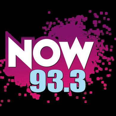 NOW 93.3 logo