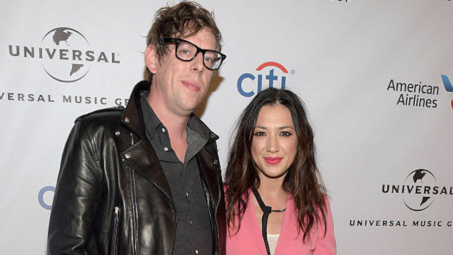 Michelle Branch And Patrick Carney Are Expecting Their Second Child