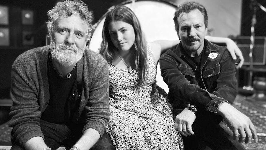 Eddie Vedder's Daughter Olivia Releases First Song 'My Father's Daughter'