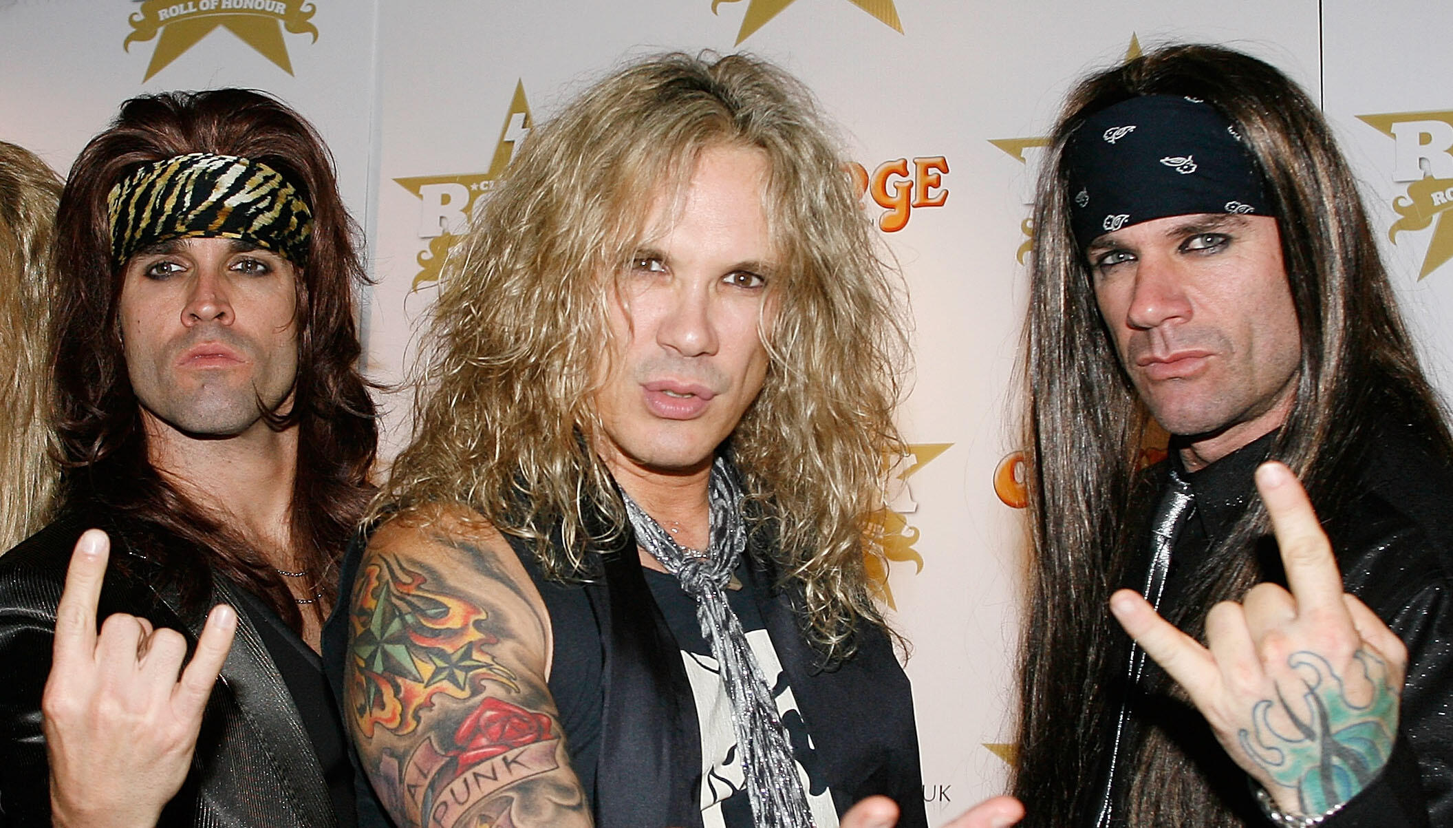 Steel Panther Launches Global Search For New Bassist