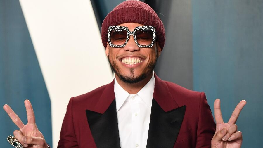 Anderson .Paak Gets Tattoo Warning Against Releasing His Music Posthumously