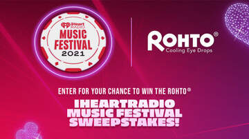 image for Rohto® iHeartRadio Music Festival Sweepstakes