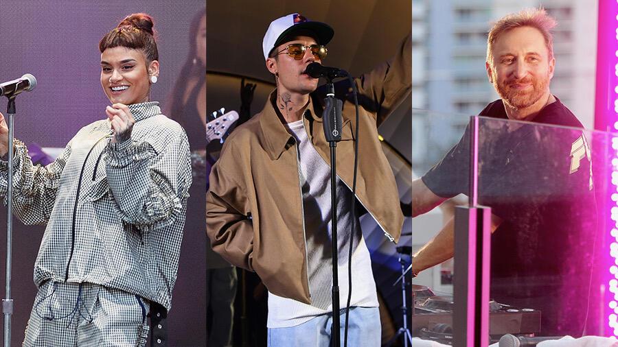 Justin Bieber Announces Lineup for Vegas Fest: David Guetta, Kehlani & More
