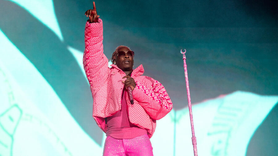 Young Thug Drops His New 'Punk' Single 'Tick Tock'