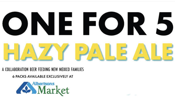 Hops For Hunger To Benefit The Storehouse - Purchase The One For 5 Hazy Today!