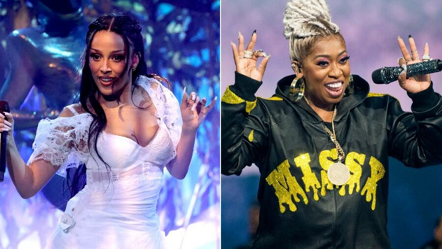 Doja Cat Gets Real With Missy Elliott About Rap Skills: 'I Could Be Better'