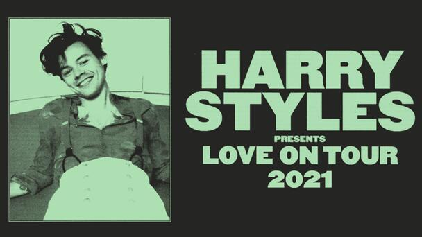 Win tickets to see the SOLD OUT Harry Styles: Love on Tour