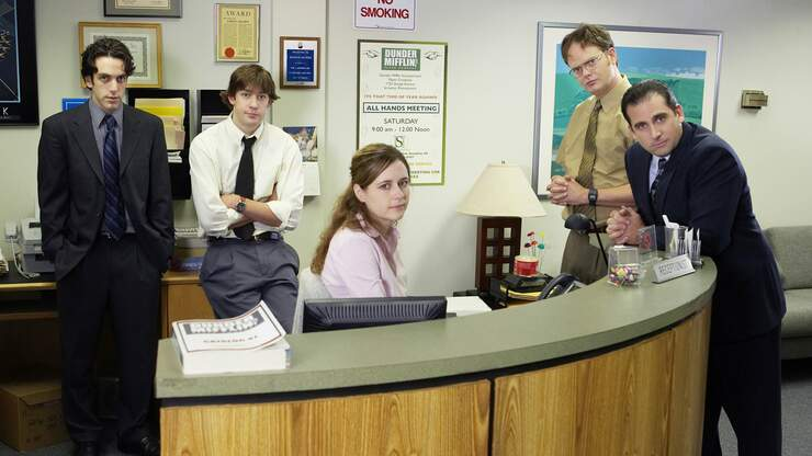 Chicago's 'The Office Experience,' Inspired By Iconic TV Show, Is Now Open