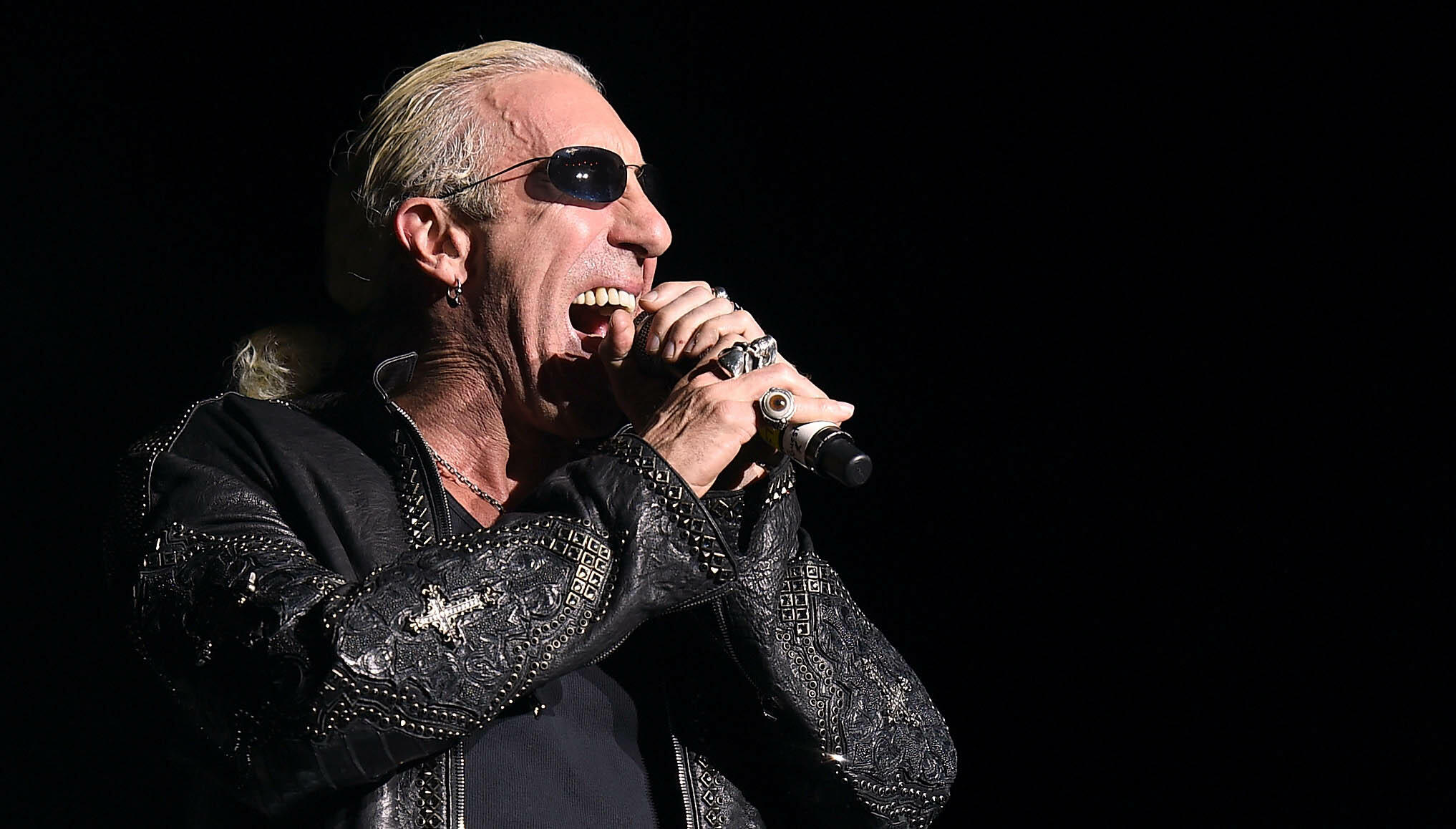 Dee Snider On Concert Vaccine Mandates: Artists 'Have The Right To Choose'