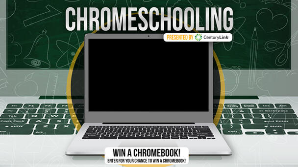 Chromeschooling: Win a Chromebook!
