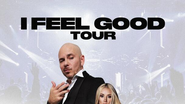 Pitbull with Iggy Azalea