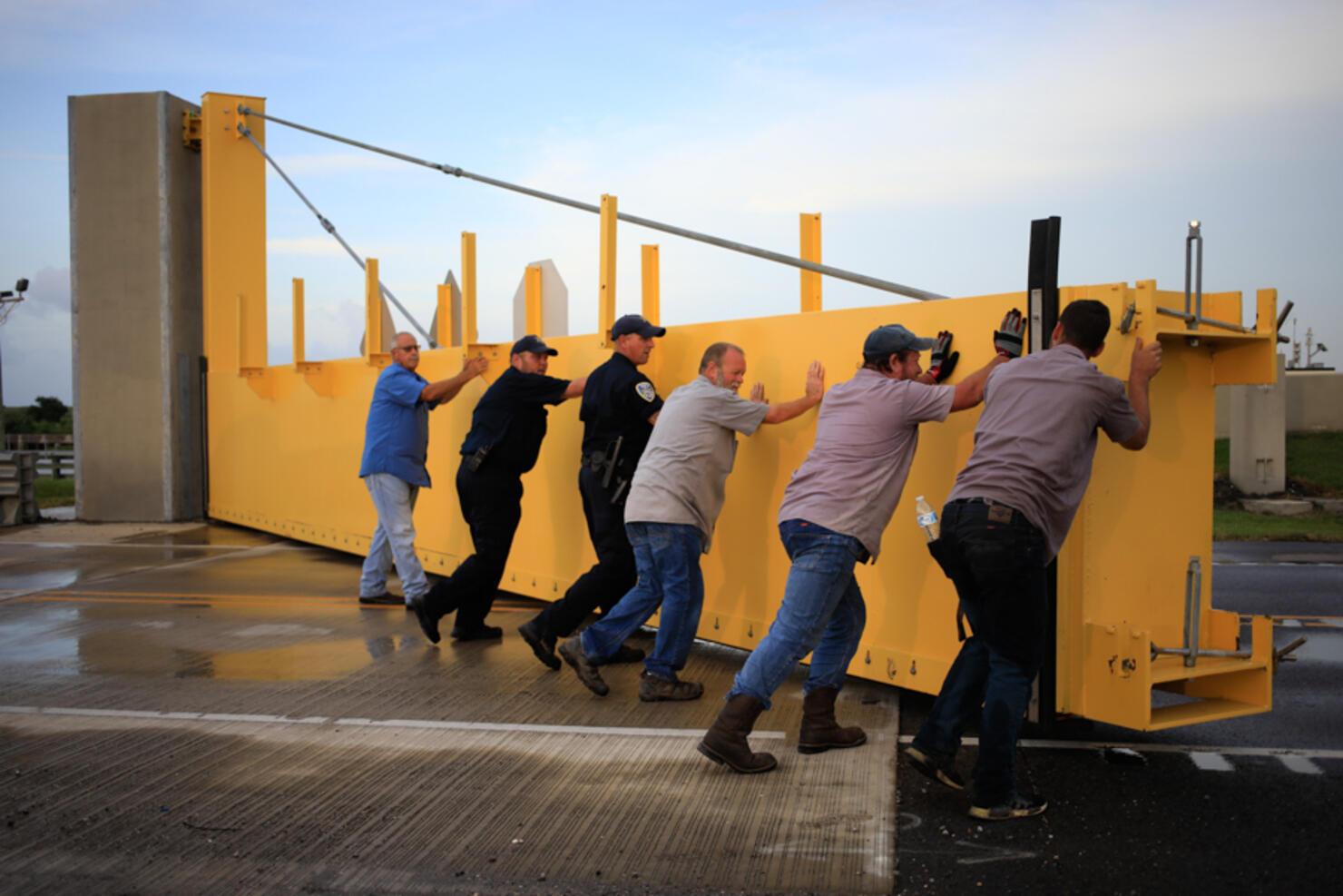 IdaAims Hurricane Strike At Louisiana On Katrina's Anniversary